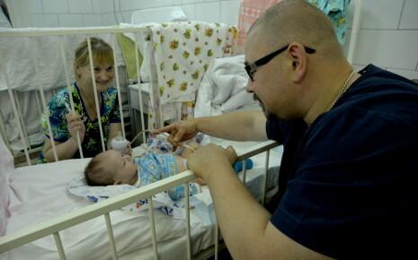 Калининградской детской областной больницы
